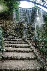 Fuente (Irgala Miserere) Tags: madrid parque water agua fuente escaleras cascada piedra fuentedelberro