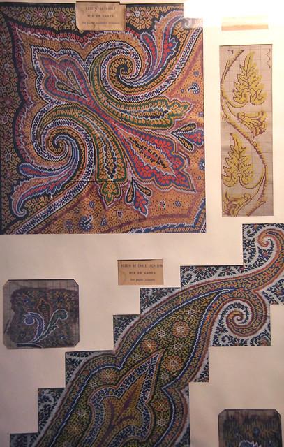 Weaving chart