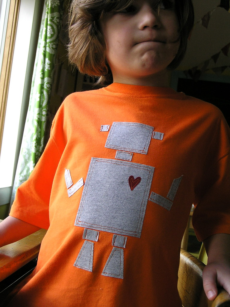 we heart robots