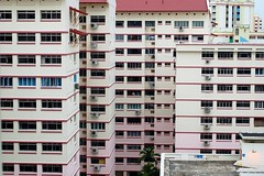 Public Housing in Singapore (YAP S S) Tags: d50 singapore hdb 2010 internationalday january2010 printinterestingphoto