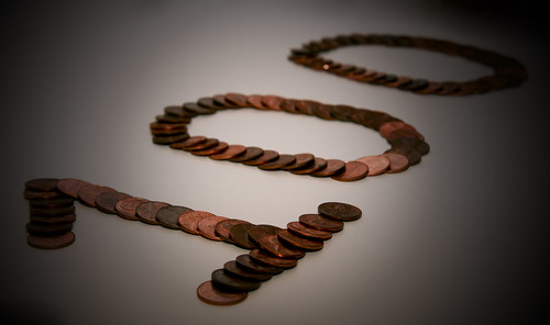 100/365: oneHundredPennies