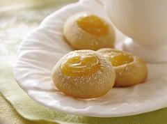 Lemon Tea Cookies (Betty Crocker Recipes) Tags: food cookies yellow recipe dessert lemon cookie tea sweet gorgeous treats be