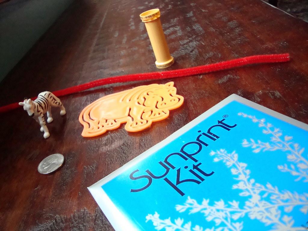 sunprints stuff