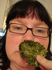 365-283: Kale Chips!