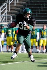 Oregon Scrimmage (dougall5505) Tags: oregon football university stadium ducks uo autzen