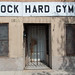 Rock Hard Gym by vivagirlco