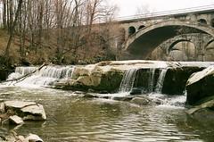 LS&MS Bridge II (Fan-T) Tags: railroad industrial ns csx norfolksouthern berea rockyriver bigfour lsms beautyofwater lakeshoreandmichigansouthern