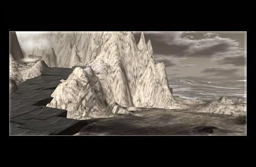 Contre roches et marées