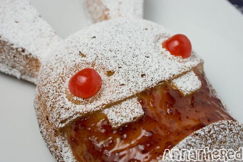 ¿saben quien hizo el honguito de Mario Broos en un rabano?