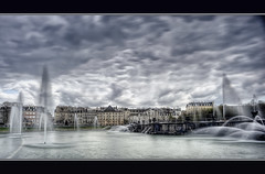 Le Bassin de Neptune (iPh4n70M) Tags: france castle garden french photography photo nikon photographer photographie angle wide large photograph versailles tc 24mm nikkor bp chateau parc hdr ballade domaine balade photographe parisienne d700 francelandscapes frpix tcphotography baladesparisiennes ph4n70m iph4n70m tcphotographie