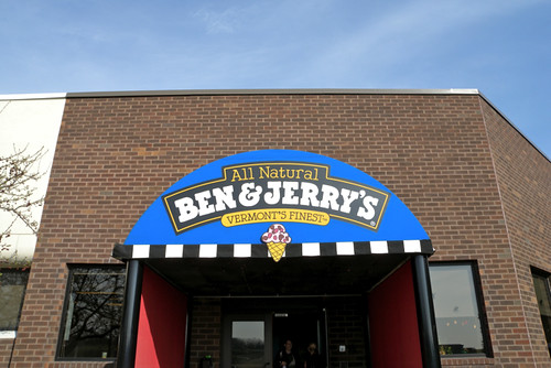 Ben & Jerry's Central - Burlington, Vermont
