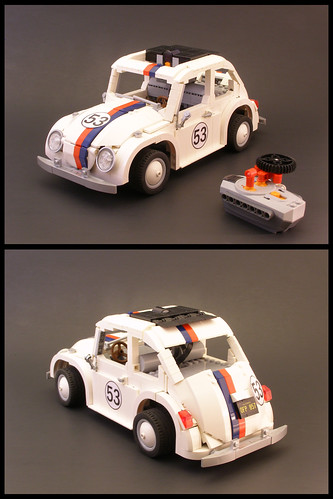 Herbie Rides Again The Brothers Brick The Brothers Brick