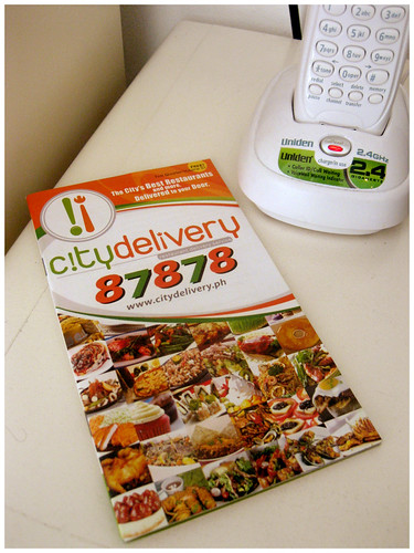 City Delivery Brochure