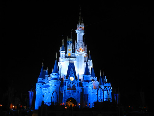 walt disney world castle wallpaper. Night, Walt Disney World