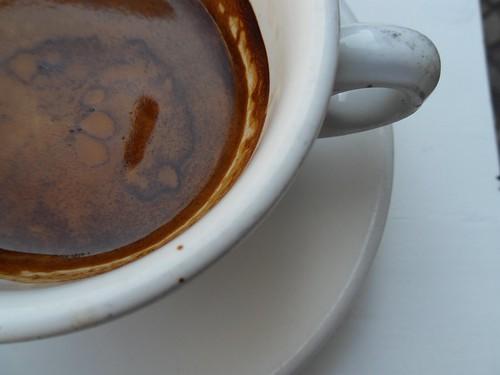 double espresso.