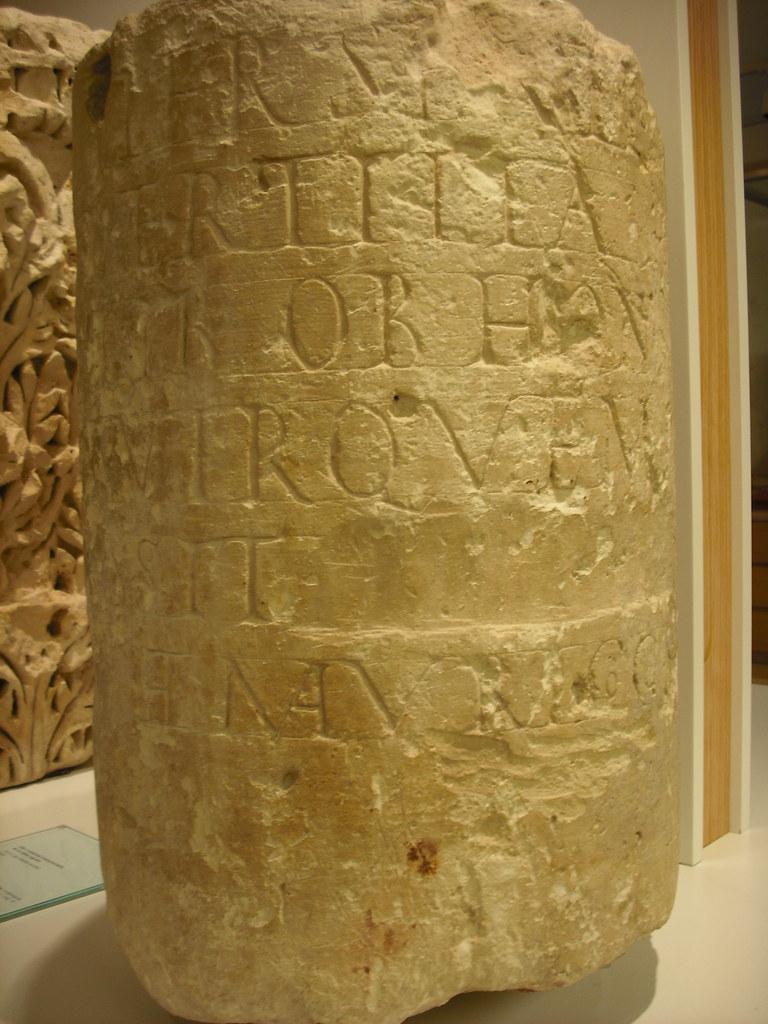 Pedestal o cipo