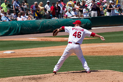 Cardinals Last Spring Training Game - Pic 58