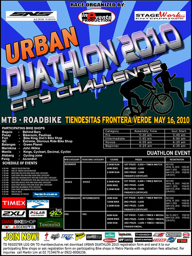 urban duathlon 2010