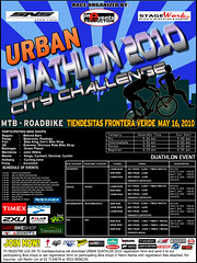 urban duathlon 2010 race results
