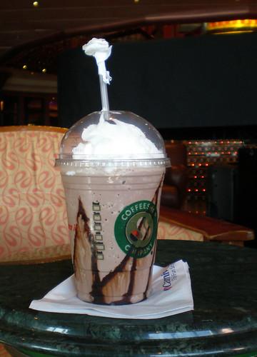 Carnival Spirit - Coffeeshop Company Milkshake