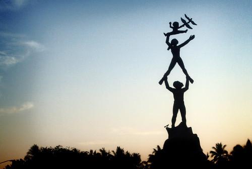Acapulco - Statue