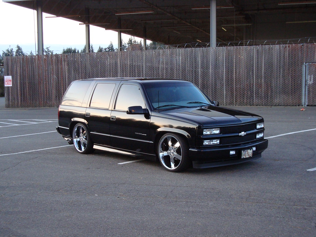 Lowered Suburban For Sale Autos Post