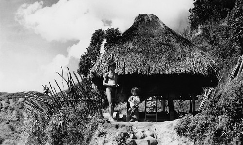 Native Filipino People Native Filipino Village