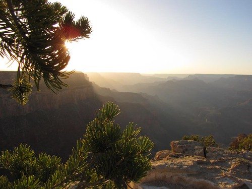Grand Canyon Sunset-2