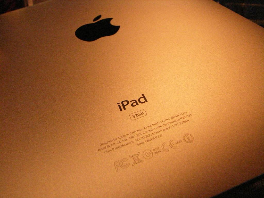 iPad 32G