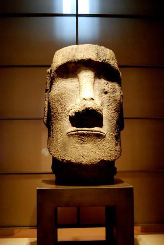 Head of Satue