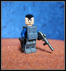 Soap MacTavish (Geoshift) Tags: lego military specialforces socom callofduty customlego brickarms modernwarfare legomilitary legocustom soapmactavish legocustomminifig taskforce141 tf141