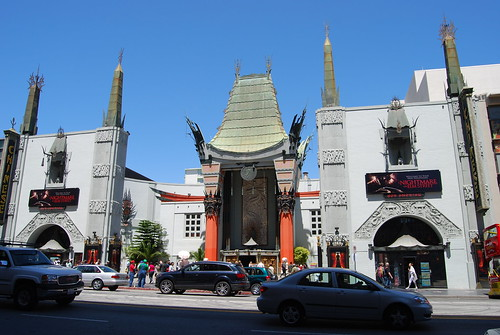 Grauman's Chinese Theatre in Hollywood by espensorvik, on Flickr