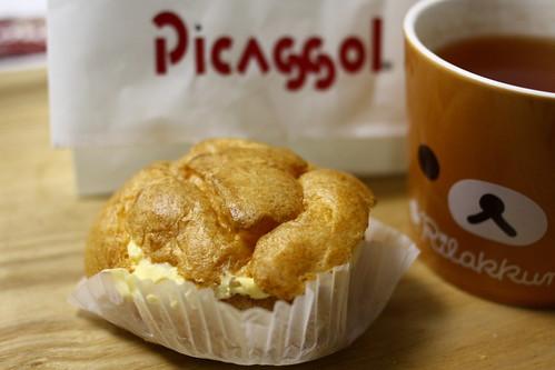 Picassol (ピカソル) のシュークリーム