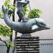 Japan Trip / Sculpture at Shinjuku