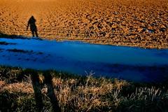 Io oltre l'inverno.... (nelventredellabalena) Tags: me moi io campo inverno friuli ghiaccio esistenza sestoalreghena nelventredellabalena