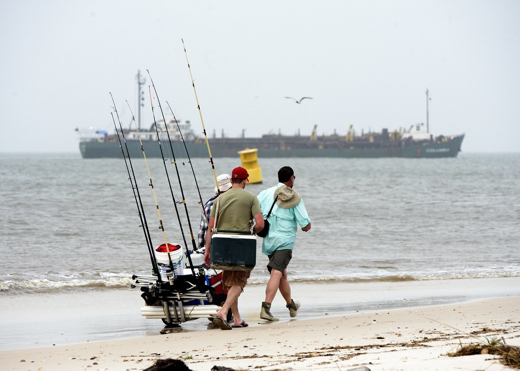 The world 39 s best photos of fishing and mobilebay flickr for Surf fishing gulf shores