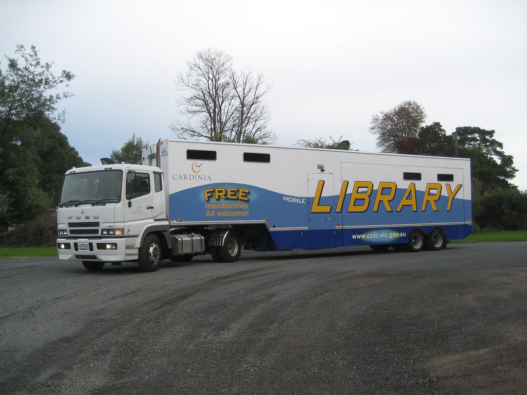 New Look Cardinia Mobile Library