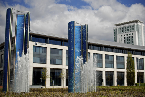 The Fountains Outside Eversheds