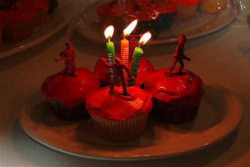 Liam's Third Birthday