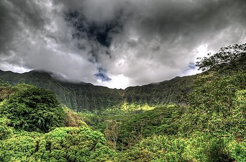 Maunawili Falls