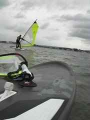 Goya Windsurfing - Surf 202lt Beginners Windsurfing Board
