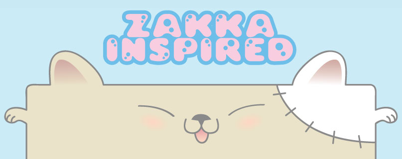 Zakka Inspired: a craft blog