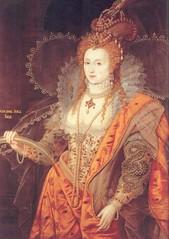 Elizabeth Rainbow Portrait (SurrendrDorothy) Tags: england europe european elizabeth tudor queen virginqueen