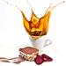 coffee & tirami-su = splash