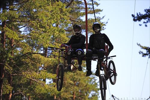Lift, Shambala Bike Park