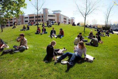 Northern Voice 10 - UBC Campus - Vancouver