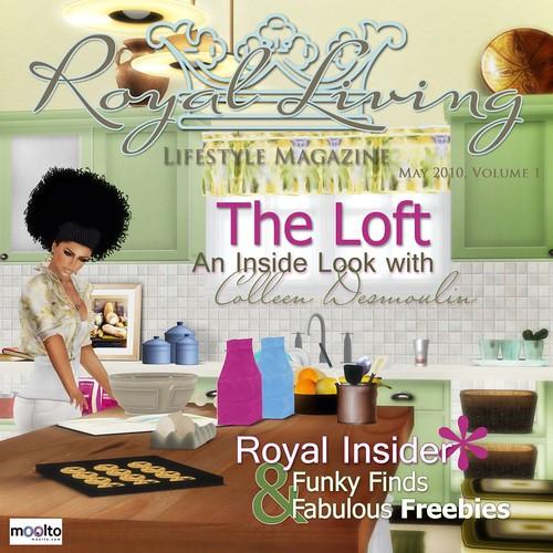 Royal Living Magazine May 2010