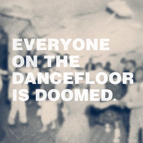 Everyone On The Dancefloor by Lukes Beard.