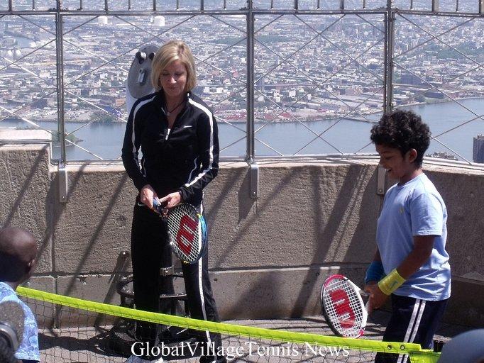 TennisMonthEvertEmpireStateBuildingGVTNews