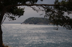 Costa Brava (rkoome) Tags: strand coast spain zee catalonia catalunya costabrava spanje kust rotsen palams gr92 cataloni vissersplaats kustwandeling
